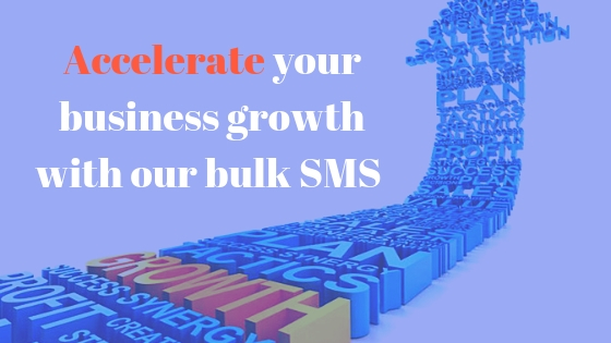 use bulk SMS to grow your busines